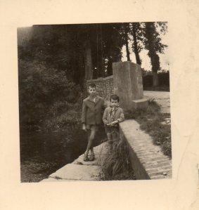 1957_Françoise et JGG