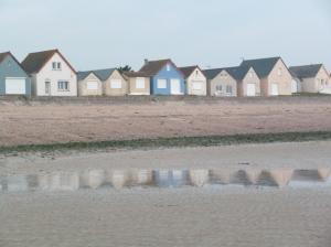 Petites maisons colorées