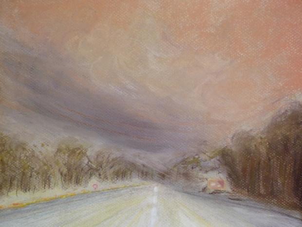 09_Route en hiver